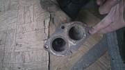 Прийомна труба глушника Опель Омега а 2.0і, штани 90322981 оригінал Вінниця