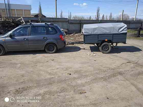Купить прицеп на рессорах Волга Днепр-200 Сквира