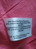 Летняя юбка льняная с вышивкой laura ashley Дніпро