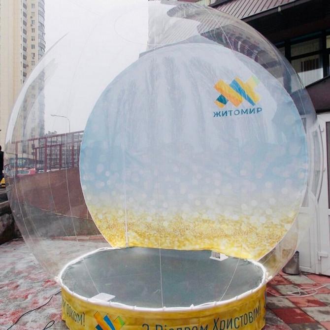 Доставьте удовольствие покупателям с надувным Чудо шаром Київ - зображення 8