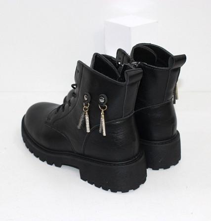 Зимние женские ботинки на молнии Код: 111782 (H53) Запоріжжя - зображення 2