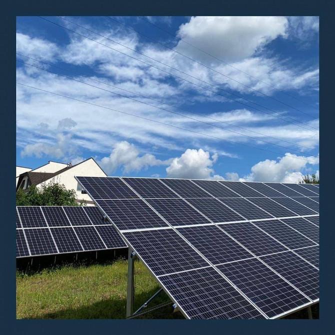Монтажні роботи по встановленню сонячних електростанцій Ужгород - зображення 1