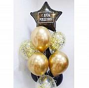 Воздушные шары Киев, доставка шаров в Киеве, шарики с гелием Киев, украшение шарами Київ