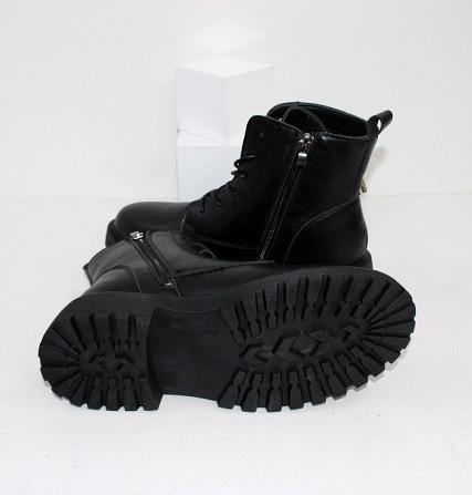 Зимние женские ботинки на молнии Код: 111782 (H53) Запоріжжя - зображення 3