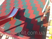 Резиновая плитка Бровари