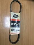 Ремень привода генератора Gates Micro V 38339 XS Донецьк