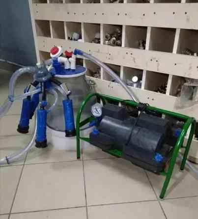 Доильные аппараты для коров Импульс ПБК-4, гарантия от производителя! Дніпро