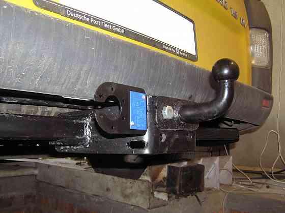 Фаркоп Опель Виваро / Opel Vivaro. Без подрезки бампера, комплектация - полная. Дніпро