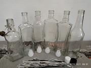 Стеклобутылка обработанная ультразвуком. Дніпро