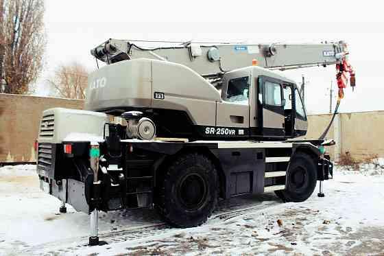 Аренда автокран Kato SR 250 VR Київ