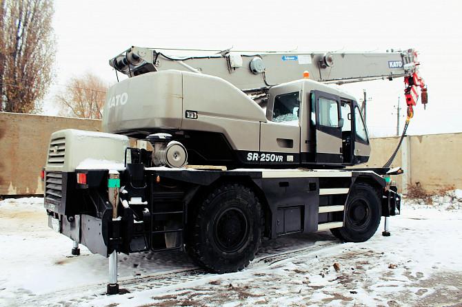 Аренда автокран Kato SR 250 VR Київ - зображення 2