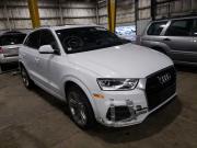 Audi Q3 Premium – лёгкость и манёвренность Київ