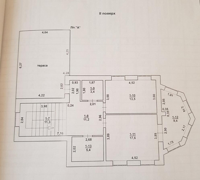 В продаже новый двухэтажный дом 166м2 Одеса - зображення 7