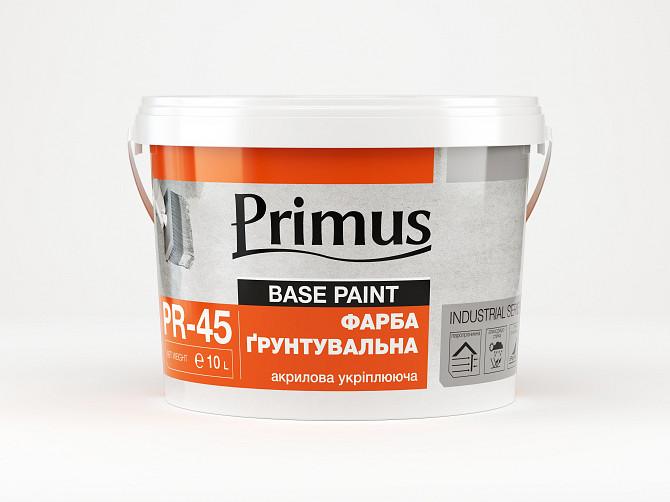 Краска грунтующая Primus 45У 20л Київ - зображення 1