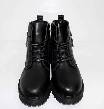 Зимние женские ботинки на молнии Код: 111782 (H53) Запоріжжя - зображення 6
