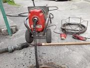 Прочистка чистка труб канализации эл-мех способ Кам'янське
