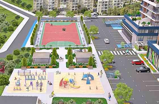 Квартиры в новом комплексе на берегу моря на Северном Кипре Київ