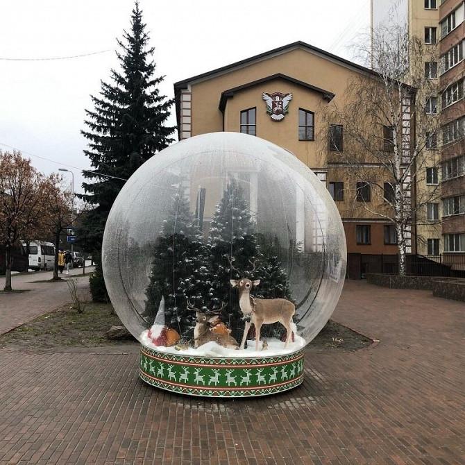 Доставьте удовольствие покупателям с надувным Чудо шаром Київ - зображення 2
