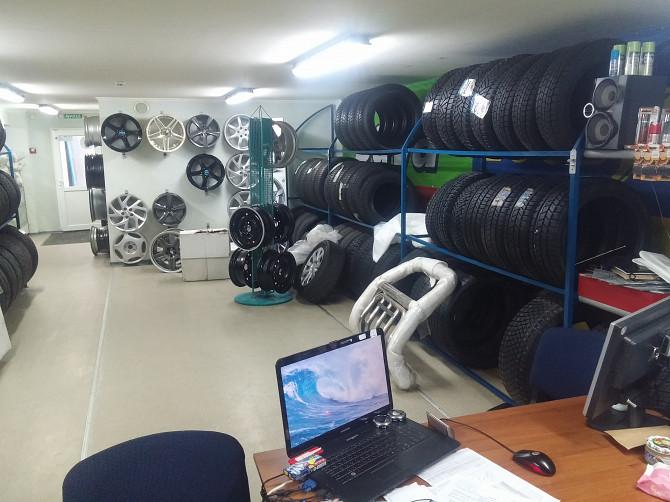 продам новые и б/у шины и легкосплавные диски в ассортименте Дніпро - зображення 1