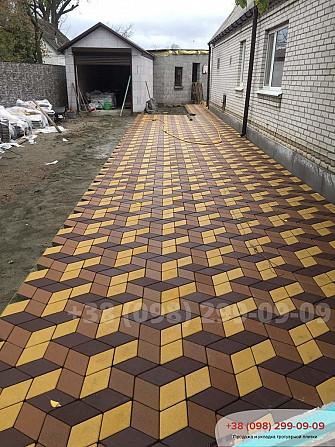 Тротуарная плитка Миколаїв - зображення 3