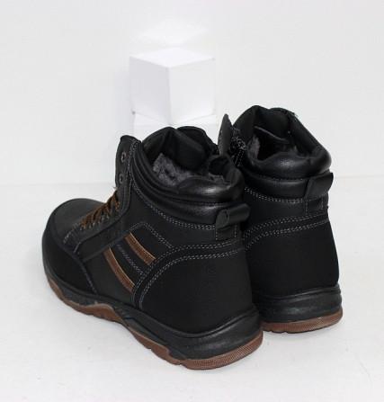 Зимние мужские ботинки Код: 111898 (9406-2) Запоріжжя - зображення 3