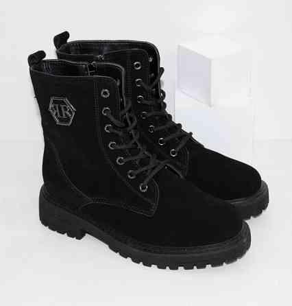 Зимние женские ботинки Код: 111635 (3002) Запоріжжя