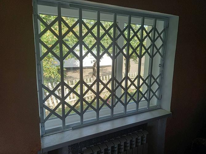 Раздвижные решетки (гармошка) на окна и двери Одесса Одеса - зображення 3