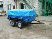 Новый прицеп Лев 250 с Бесплатной доставкой по Украине Миколаїв