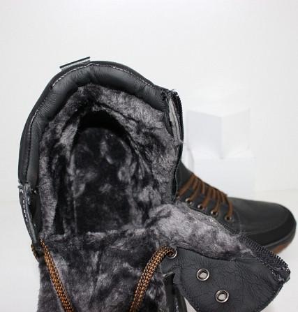 Зимние мужские ботинки Код: 111898 (9406-2) Запоріжжя - зображення 6