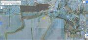 Земельна ділянка у селі Хлепча загальна площа 6.18 Га. Ліс, Річка Фастів