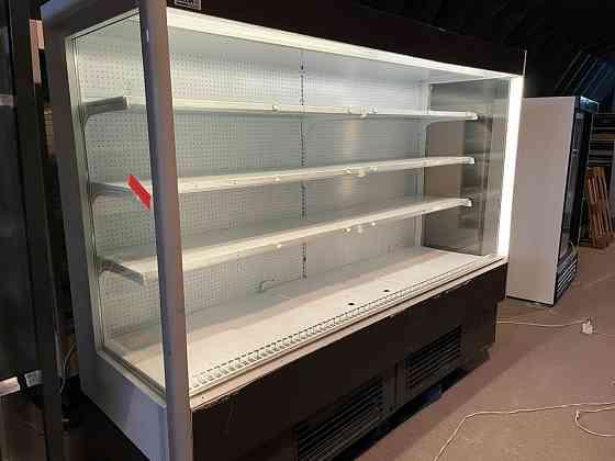 Холодильный регал горка Carrier Верхньодніпровськ
