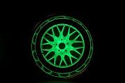 Тюнинг авто с применением светящихся красок Нокстон Миколаїв