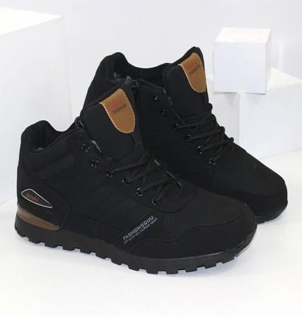 Зимние ботинки мужские Код: 105743 (8170-2) Запоріжжя - зображення 1
