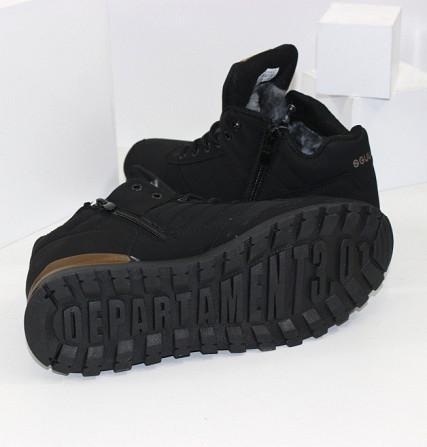Зимние ботинки мужские Код: 105743 (8170-2) Запоріжжя - зображення 6