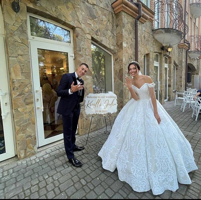 Свадебное платье Херсон - зображення 6