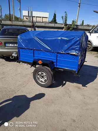 Купить автомобильный прицеп Днепр-170 с доставкой Турійськ