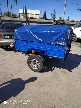 Купить автомобильный прицеп Днепр-170 с доставкой Турійськ - зображення 1