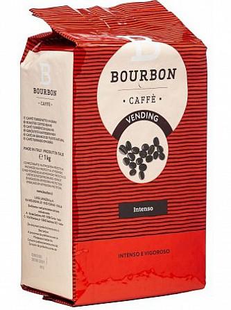 Кофе Lavazza Bourbon Intenso Vending в зернах 1000 г Київ - зображення 1