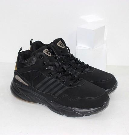 Зимние мужские кроссовки ботинки Код: 111817 (882-2) Запоріжжя - зображення 1