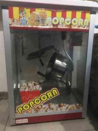 Аппарат для приготовления попкорна Одеса