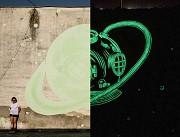 Люминофорная краска Нокстон для наружных работ Миколаїв