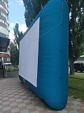 Надувной экран для уличного кинотеатра Київ