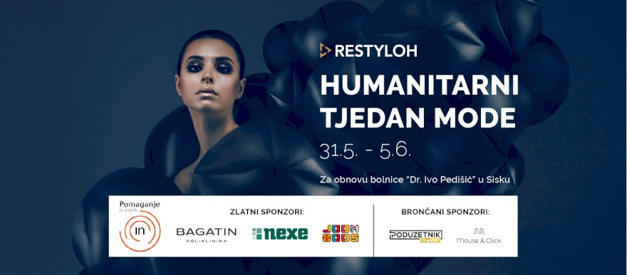 HUMANITARNI TJEDAN MODE BY RESTYLOH