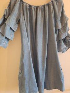 Zara jeans haljinica