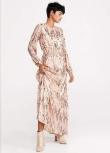 Reserved maxi svečana haljina