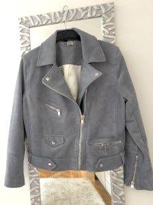 H&M jakna od umjetne brušene kože
