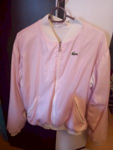 Original Lacoste Vintege oversize jakna