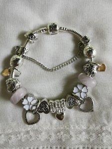 Pandora bijeli cvijet, nova!