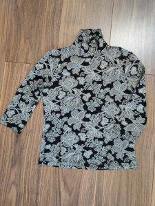 Majica s uzorkom čipke