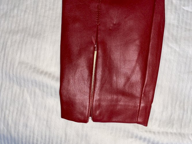 Biker kožne hlače
